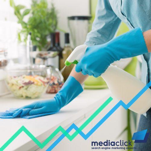 Jak zareklamować firmę sprzątająca? – Media Click